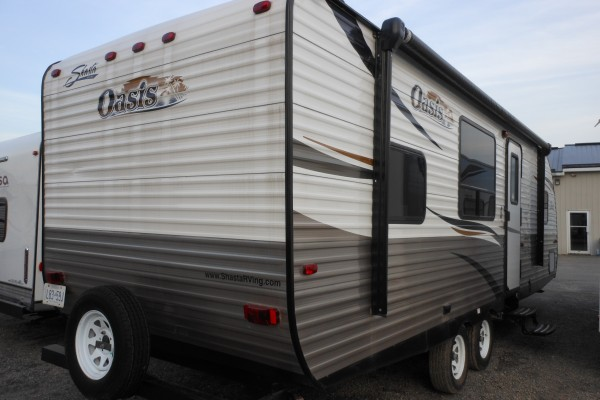 2014 Oasis 25BH