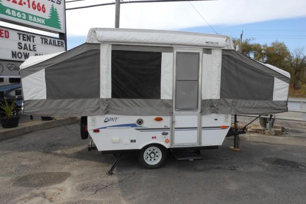 2006 Palomino Pony 280 Tent Trailer (1)
