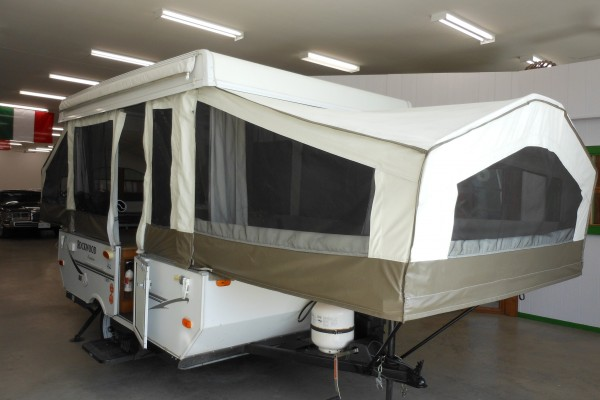 2009 Rockwood 1940LTD Tent Trailer (1)