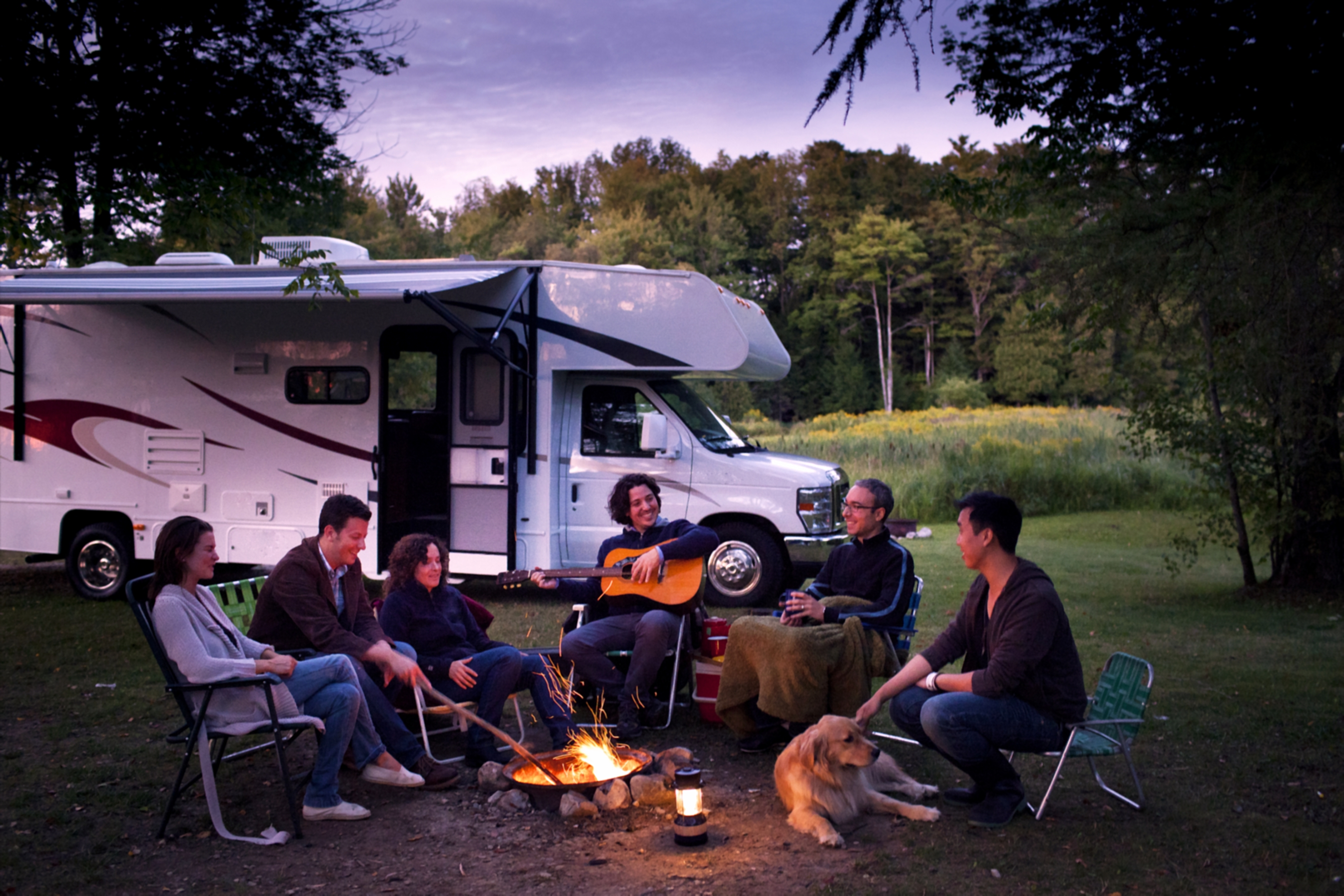 Family Rv Camping | www.pixshark.com - Images Galleries ...