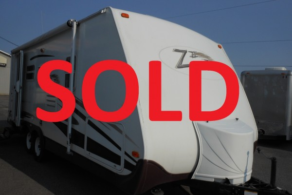 2005 Zeppelin Z241 Travel Trailer